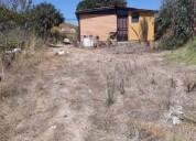 Vendo amplio terreno con casa en regulares cond
