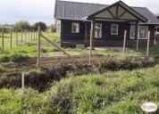 Excelente terreno con casa cerca de osorno