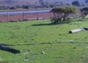 Parcela a orilla del estero el yali
