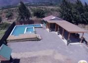 Lindo terreno con piscina