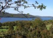 Excelente condominio parcelas lago tarahuin