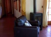 Oportunidad!, linda casa en san alfonso, cajón del maipo