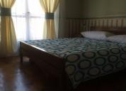Linda habitaciones amobladas