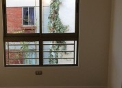 Excelente departamento barrio yungay nuevo 2b, 2p