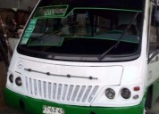 Excelente bus mercedes benz 2003