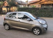 Vendo excelente kia morning 2013