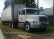 Excelente tracto freighthliner f-112 año 2005