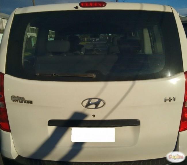 Excelente Minibus Hyundai H-1 Año 2010