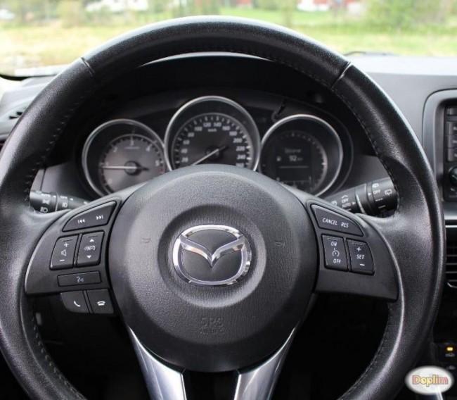 Excelente Mazda CX-5NAV auto