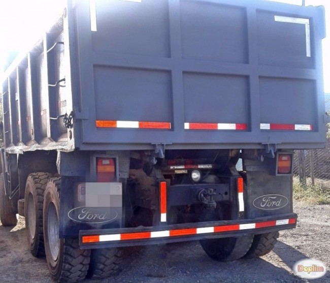 Excelente Camión Tolva Ford Cargo2628e.