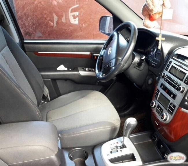 Excelente Hyundai Santa Fe
