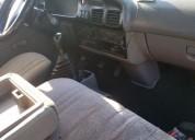 Excelente furgon de carga kia besta 1999