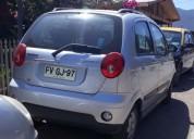 Vendo lindo auto chevroletspark año 2013, 1.0