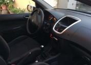 Vendo auto peugeot 207 compact aÑo 2013, 1.4, contactarse.
