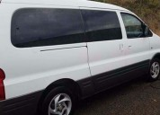 Excelente minibus jac refine 2014 full