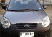 Vendo excelente kia morning año 2008