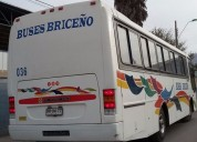 Excelente bus marca mercedes benz - of 1318 51