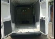 Vendo excelente furgon fuat ducato año 2012