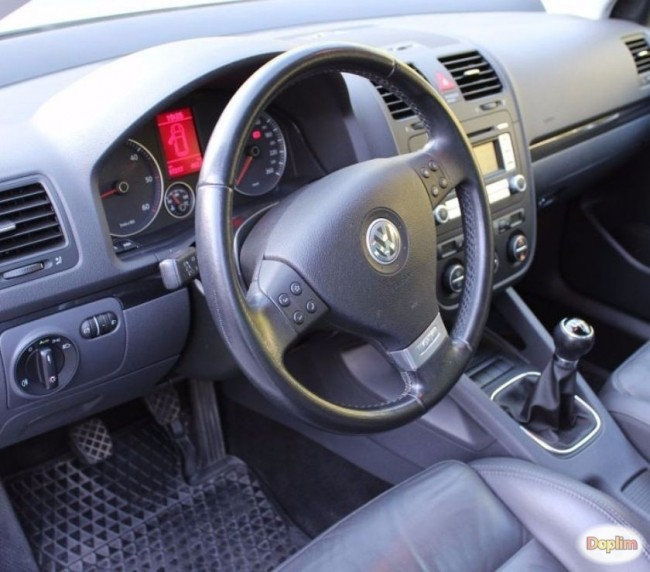 Excelente Volkswagen Golf DPF 1.9 TDI