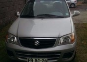Vendo suzuki alto k10 impecable full