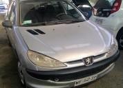 Peugeot 206 xr 1.4 full aire 2007.