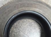 2 neumáticos 265-70-r-16 y 255-70-r-16.