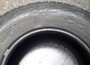 2 neumáticos 255-70-r-16 mastercraft