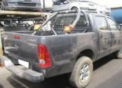 Toyota hilux en desarme