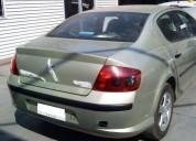 Peugeot 407 en desarme.