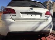 Peugeot 308 en desarme