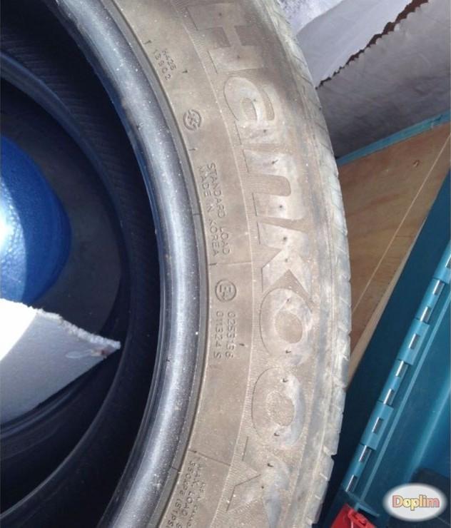 Excelente Neumáticos Hankook 25550 R20