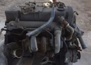 Motor mercedes benz 5 cilindros.
