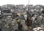 Excelente motores subaru, importados