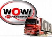 Scanner camiones ford domicilio santiago, contactarse.