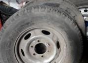 Oportunidad!. 3 neumáticos con llantas para huyndai porter h-100