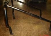 excelente barra antivuelco, tubo de 2,5 pulgadas
