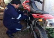 Vulcanización de motos base lota, contactarse.
