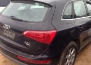 Audi q5 en desarme.