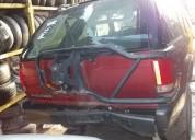 Chevrolet blazer en desarme
