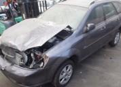 Chevrolet optra en desarme