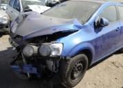 Chevrolet sonic en desarme