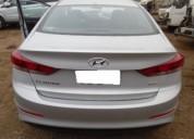 Hyundai elantra en desarme