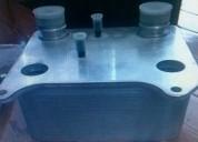 Enfriador o radiador de aceite de motor ford 6.0