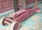 Gata caimán para camiones antigua