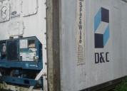 Oportunidad!, conteiner con equipamiento de refrigeración