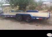 Excelente carro de arrastre americano 4000 kilos