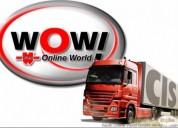 Scanner camiones freightliner