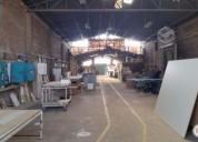 Oportunidad!. galpon industrial la granja 800 m2