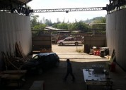 arriendo galpon industrial de 300 m2.