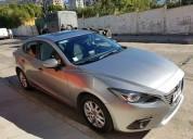 Vendo $10.500.000 new mazda3 sedan v sr 2.0 6at año 2014